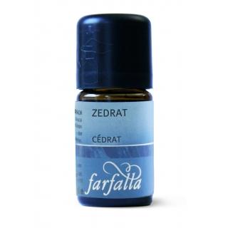 farfalla Ätherisches Öl Zedrat (Ur-Zitrone)