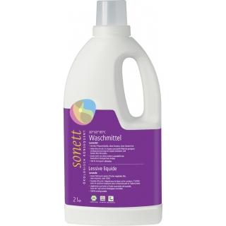 Sonett Waschmittel flüssig 30°-95° C Lavendel