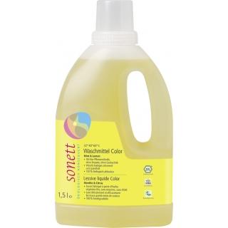 Sonett Waschmittel Color 30°-60° C Mint Lemon