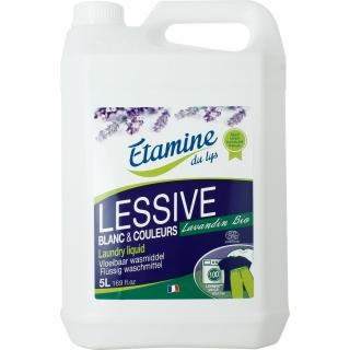 Etamine du Lys Waschmittel für Weisses und Buntes Lavendel