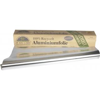 if you care Recycelte Aluminiumfolie 10mx29cm