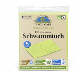 if you care Schwammtuch