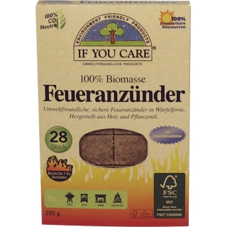 if you care Feueranzünder