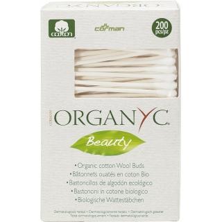 Organyc Wattestäbchen