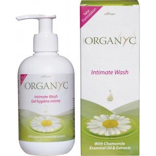 Organyc Intim-Waschgel mit Kamille
