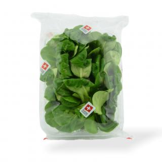 Nüsslisalat 100gr - Täglich frische Nüsslisalat 100gr von unserem Bio und Knospe zertifiziertem Gemüse und Früchte Lieferanten a