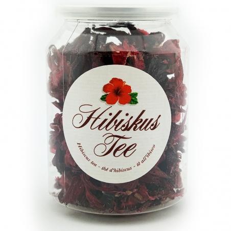 Hibiskus Tee Premuim Qualität - Hibiscusblüten-Tee ( Hibisci flos ). Absoluter Premium Spitzenqualität.