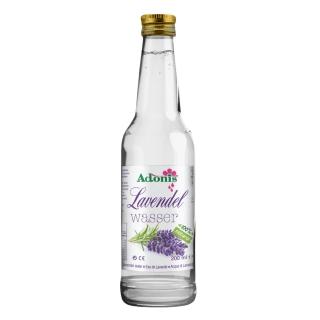Lavendelwasser 100% Natürlich 200ml - Dieses natürliche Lavendelwasser mit vielfältige Eigenschaft ist ein Geschmackgeber bei al