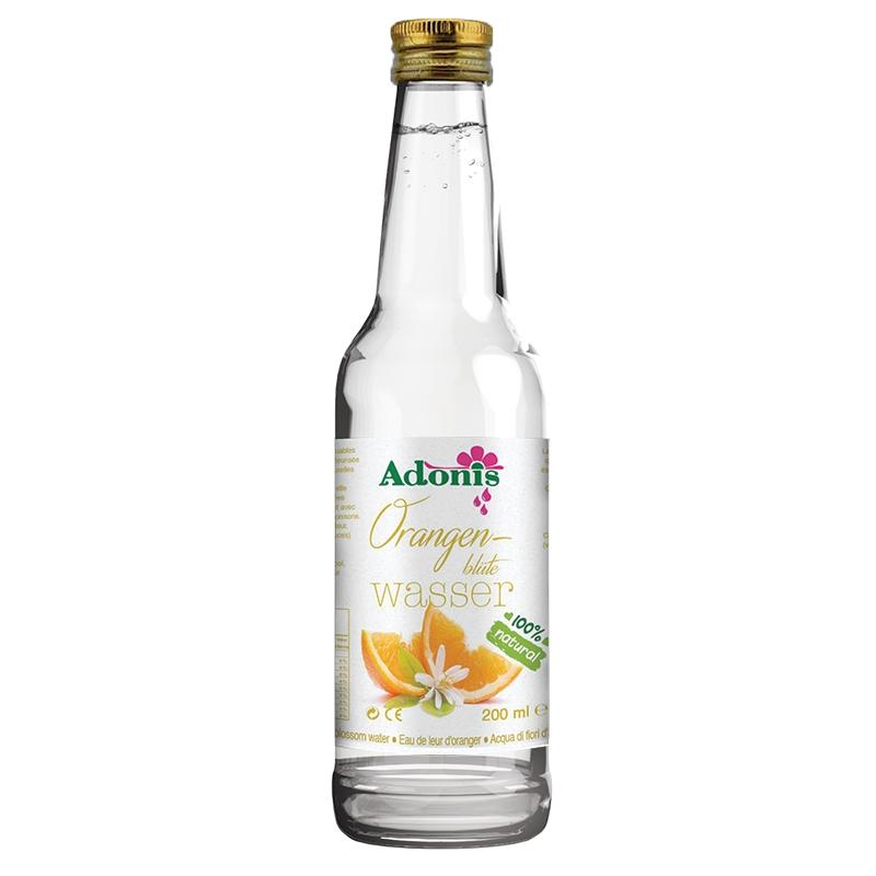 Orangenblütenwasser 100% Natürlich 200ml - Dieses natürliche Orangenblütenwasser mit vielfältige Eigenschaft ist ein Geschmackge
