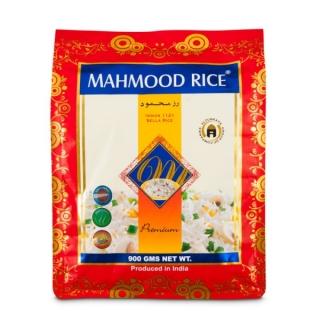 Mahmood Reis - Indian premium Sella Reis 900g - Mahmood Reisklebt nicht, bleibt körnig und passt ideal zu fernöstlichen Gericht