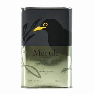 Olivenöl kaltgepresst - Olivenöl, kaltgepresst «Merula»