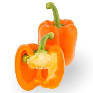 BIO Peperoni Orange - Täglich frische Birnen Kaiser von unserem Bio und Knospe zertifiziertem Gemüse und Früchte Lieferanten aus